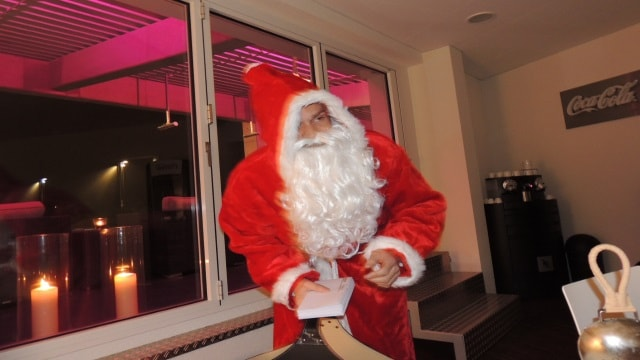 Event Weihnachtsfeier in Stuttgart in Kombination mit Golf Entertainment und Catering